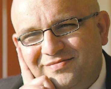 Mudar Zahran, scrittore, pubblicista e blogger giordano-palestinese, autore di questo articolo