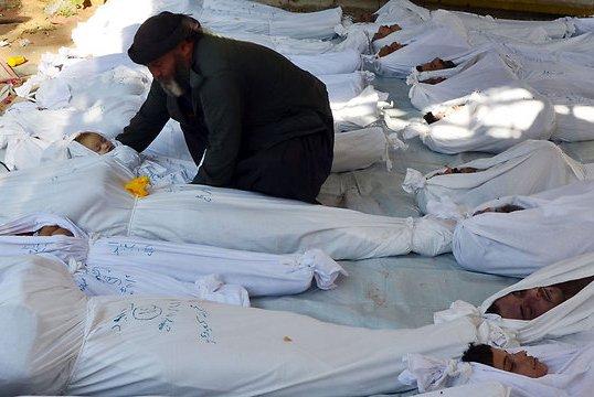sirian victims