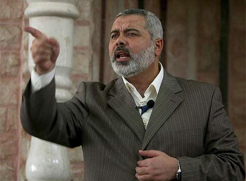 """""""Le minacce di Ismail Haniyeh non vanno prese alla leggera"""""""