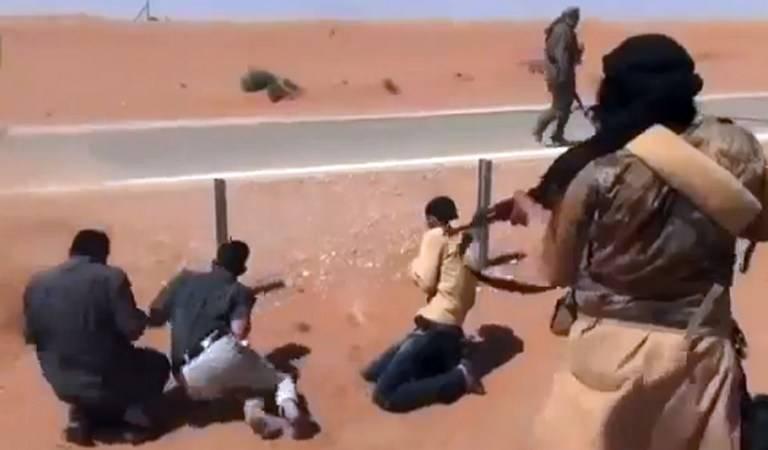 Esecuzione sommaria ad opera di qaedisti in Iraq