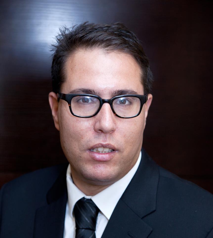 Eli Hazan, autore di questo articolo