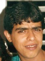 Yosef Zandani, 28 anni, strangolato e accoltellato nella sua casa, il 30 marzo 1994, nel moshav Bnei Aiyish presso. Gadera