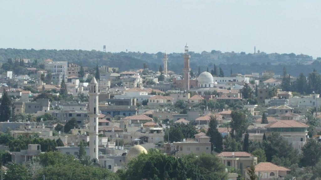 La città arabo-israeliana di Kafr Qara