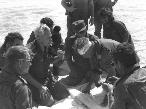Nel Sinai, 1973