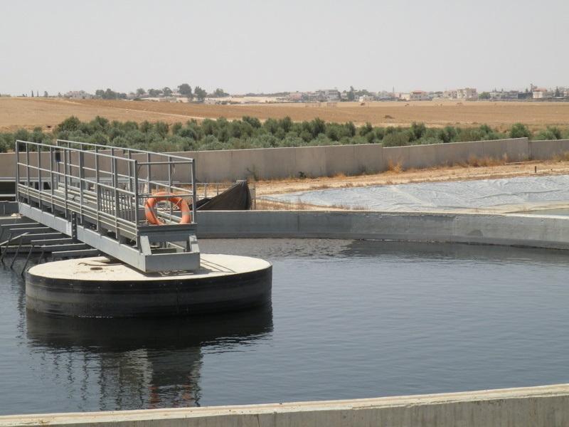 Trattamento acque reflue in Israele