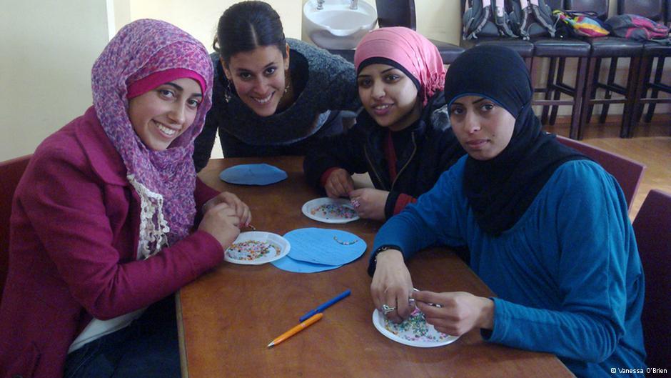 Sempre più numerose le ragazze arabe che optando per il servizio civile volontario
