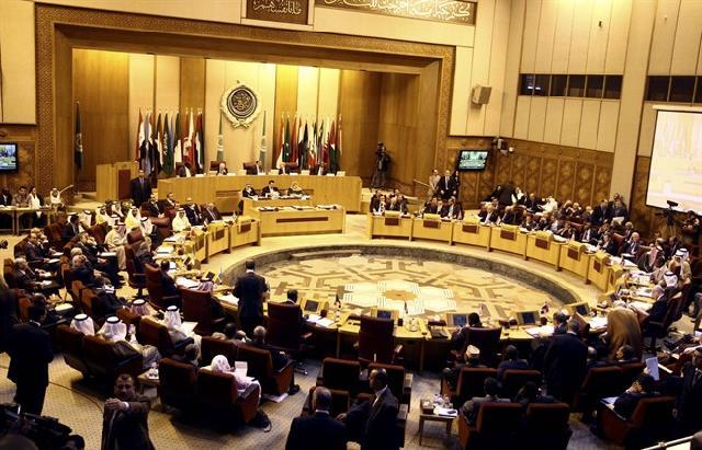 9 marzo 2014: incontro al Cairo dei ministri degli esteri della Lega Araba