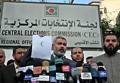 «Anche i regimi tirannici di tanto in tanto hanno bisogno di indire finte elezioni per darsi una falsa parvenza di legalità, ma nell'Autorità Palestinese persino questo non è possibile»