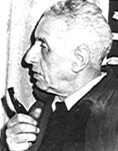 Il poeta Natan Alterman (1910-1970)