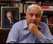 Eitan Haber, autore di questo articolo