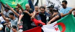 Saluti nazisti e para-nazisti ad una manifestazione contro Israele in Europa