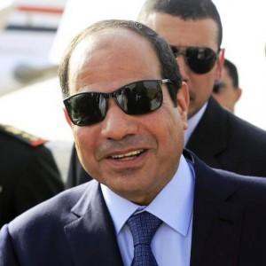 Il presidente egiziano Abdel Fattah el-Sisi