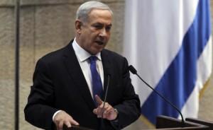"""Netanyahu: """"Uno stato palestinese smilitarizzato che riconosca Israele come stato nazionale del popolo ebraico: solo così sarà possibile un accordo di pace"""""""