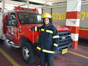 """Hazzam Amara, arabo israeliano volontario nel servizio civile: """"Sono fiero di salvare vite umane"""""""