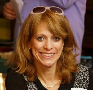 Laura Ben-David, autrice di questo articolo