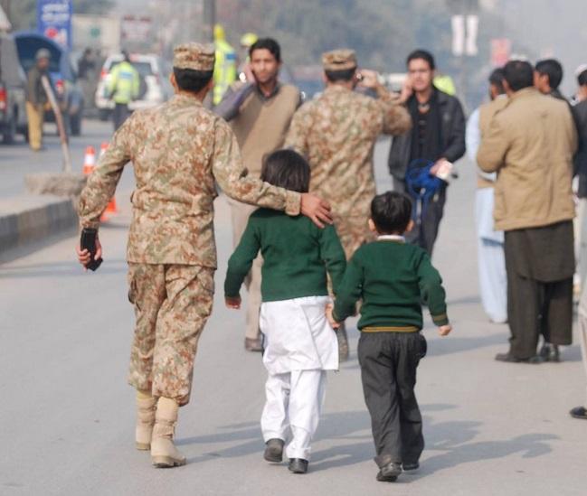 Peshawar, 16 dicembre 2014