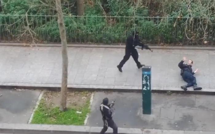 Parigi, 7 gennaio 2015