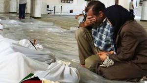 Uso di armi chimiche in Siria, agosto 2013