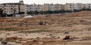 Il luogo a Debaa (sulla costa mediterranea) dove sorgerà l'impianto nucleare egiziano, secondo The Cairo Post