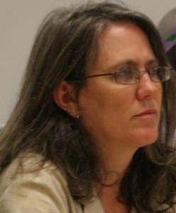 Emily Landau, autrice di questo articolo