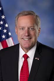 Mark Meadows membro repubblicano del Congresso Usa, North Carolina, coautore di questo articolo
