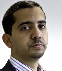 Mehdi Hasan, autore di questo articolo