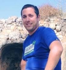 Danny Gonen, ucciso venerdì scorso da un terrorista palestiense
