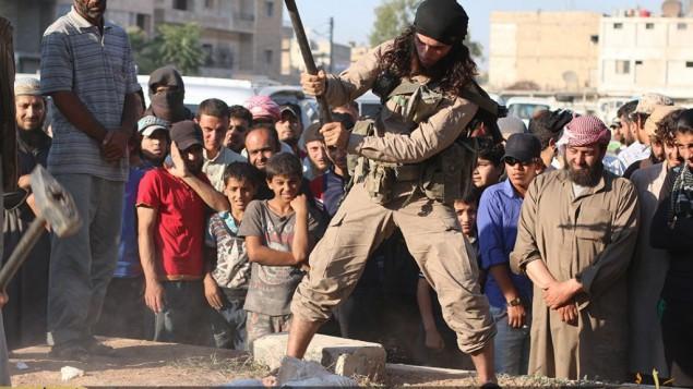 Una vera e propria guerra culturale for Citta della siria che da nome a un pino