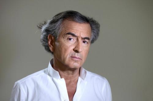 Bernard-Henri Lévy, autore di questo articolo