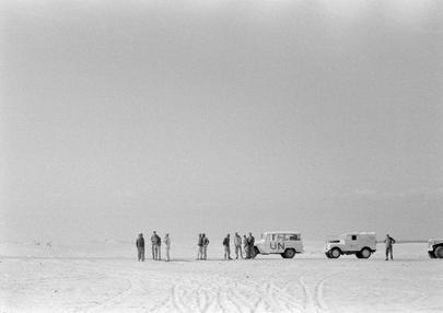 I caschi blu UNEF nel Sinai fra Israele ed Egitto prima della guerra del '67