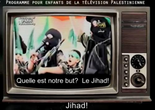 Non è fiction: è la realtà dell'indottrinamento palestinese