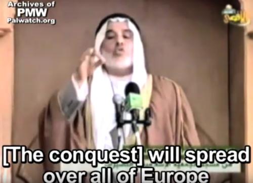 """Predicatore e parlamentare di Hamas: """"La conquista si propagherà su tutta l'Europa"""""""