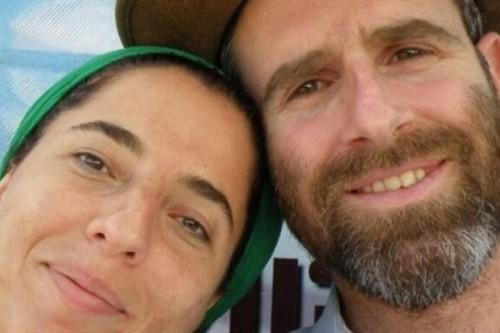 Dafna Meir e il marito Natan