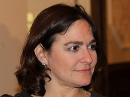Caroline B. Glick, autrice di questo artticolo