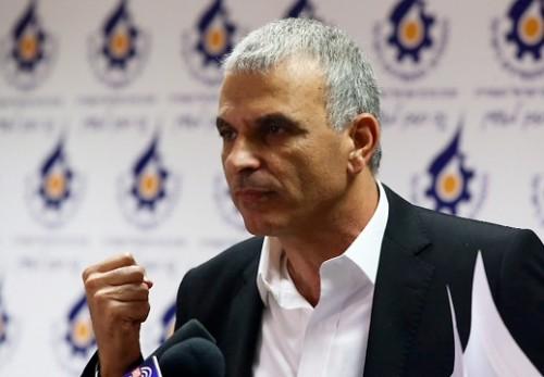 Il ministro delle finanze israeliano Moshe Kahlon
