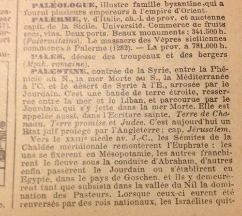 Petit Larousse 24 Pal