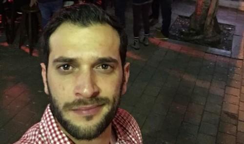 Alon Bakal, attivista per i diritti umani, ucciso da un terrorista palestinese lo scorso primo gennaio a Tel Aviv