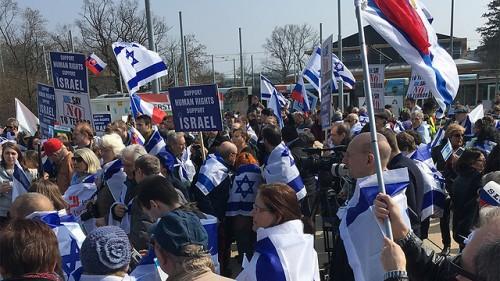 Manifestanti