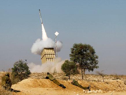 """Il sistema difensivo israeliano """"Cupola di ferro"""""""