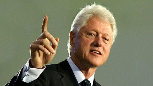Bill Clinton, presidente degli Stati Uniti dal 1993 mal 2001