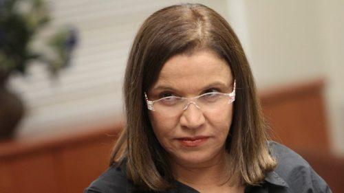 Shelly Yachimovich, avversaria di Herzog all'interno del partito laburistqa