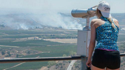 Il Golan israeliano è tranquillo e sicuro, mentre appena al di là del confine la Siria sprofonda nella bolgia infernale di un'interminabile guerra tribale