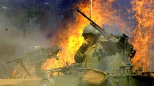 Combattimenti della guerra in Libano fra Israele e Hezbollah (12 luglio - 14 agosto 2006)