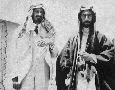 Aqaba, 4 giugno 1918: l'incontro fra Chaim Weizmann e l'emiro Faisal