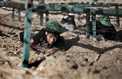 Un campo estivo per bambini di Gaza gestito dai Comitati di Resistenza Popolare palestinesi