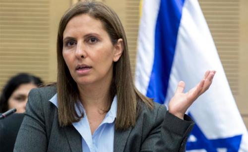 Gila Gamliel, ministra