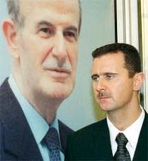 Quando non seppe opporsi a suo padre, Assad decretò di suo pugno la bancarotta morale sua e del suo regime
