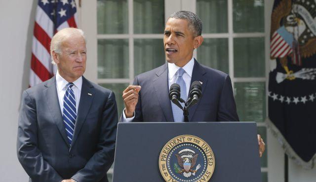 Il presidente Usa Barack Obama durante il discorso di sabato sulla Siria