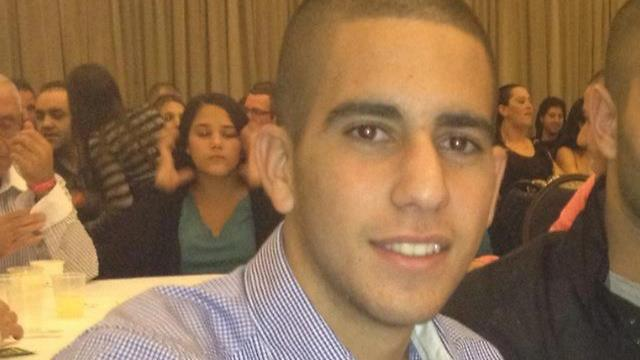 Ya'akov (Kobi) Gal, il soldato israeliano ucciso domenica da un cecchino palestinese mentre montava di guardia al quartiere ebraico di Hebron