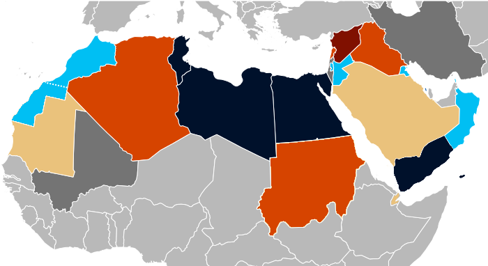 Lunico Fattore Di Stabilità In Medio Oriente Israelenet